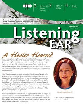 2013 Winter Newsletter